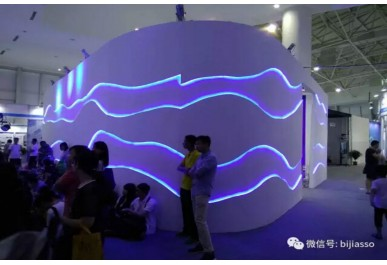 The first meteorological science and technology activity week was created by China exhibition company Bijia and China meteorological administration