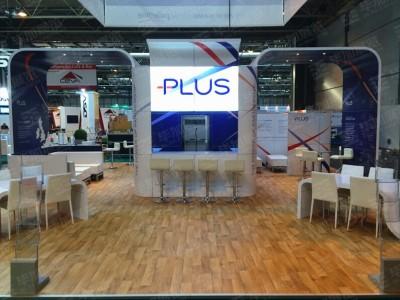 PLUS Foreign Exhibition Design