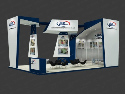 Design Of Kunming Shipbuilding Equipment Co.Ltd Obroad Exhibition