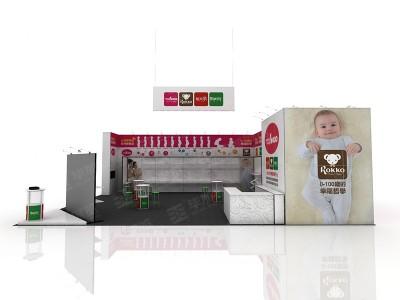 Rokko Exhibition Design
