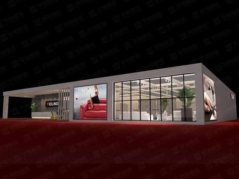 Shanghai Furniture show design