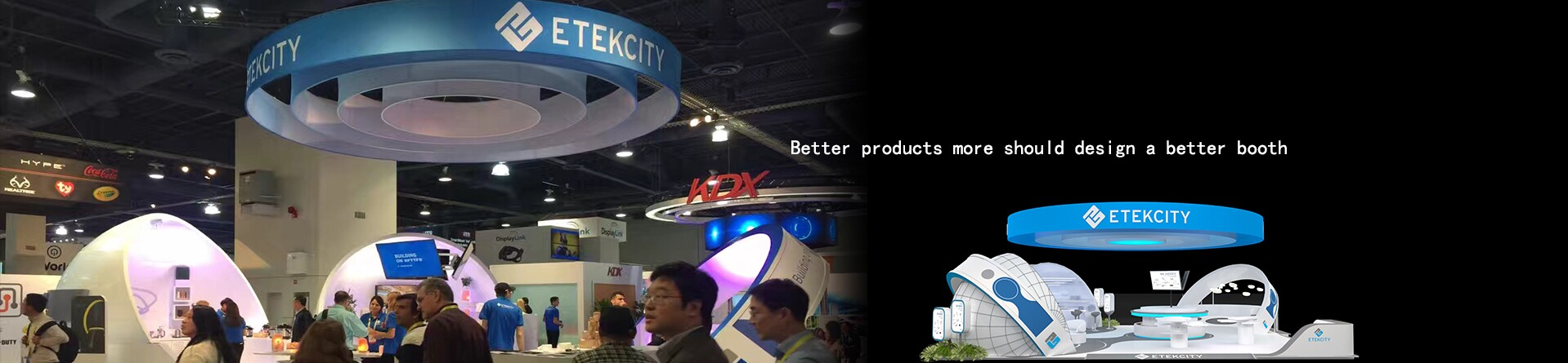 Southeast Asia booth
